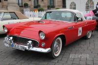 1955 Ford Thunderbird (front view)