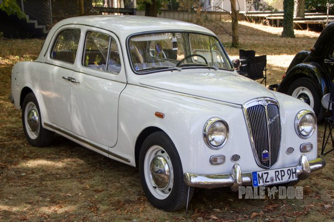 1957 Lancia Appia (front view)