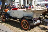 1911 Opel 6/16 PS Doppel-Phaeton (rear view)