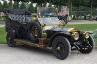 1910 Rolls-Royce Silver Ghost Cadogan-Tourer (front view)