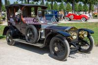 1911 Rolls-Royce 40/50 HP Silver Ghost Grosvenor-Open Drive Limousine (front view)