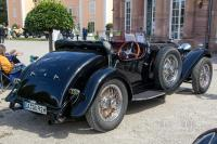 1929 Mercedes-Benz SS 38/250 Corsica-Roadster (rear view)