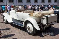 1928 Rolls-Royce Phantom I Open Tourer (rear view)