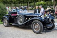 1929 Mercedes-Benz SS 38/250 Corsica-Roadster (front view)