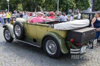 1927 Mercedes-Benz Typ 630 Offener Tourenwagen (rear view)