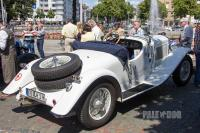 1929 Mercedes-Benz Typ 460K Nürburg Sport Roadster (rear view)