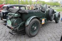 1930 Bentley Speed Six Tourer (Heck)