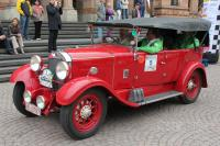 1925 Laurin & Klement-Škoda 110 Tourer (front view)