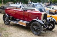 1928 Morris Cowley Tourer (front view)
